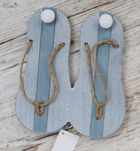 Wooden slippers (18cm)