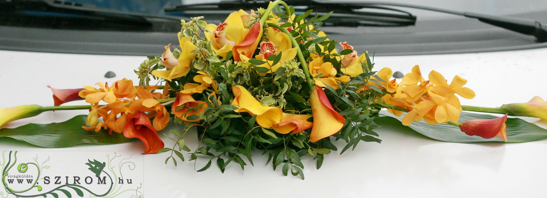 Szirom Petal Wedding Florist Budapest Bridal Bouquets Wedding